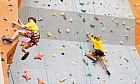 Climbing wall in Dubai