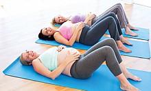 Pilates for mums in Dubai