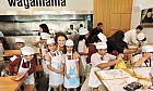 Cooking classes at Wagamama's