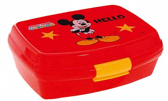 Mickey lunch box, Dhs16,...