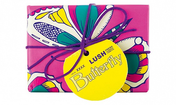 Butterfly beauty gift set,...