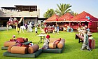 Celebrations at Bab Al Shams
