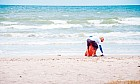 Big beach clean up in Dubai