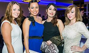Time Out Dubai Restaurant Awards 2015: Arrival