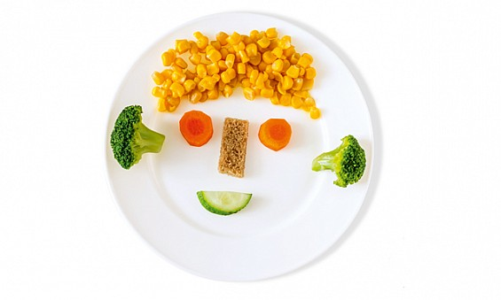 Happy Veg!  - Sliced...