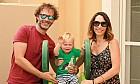 Family life in Downtown Dubai
