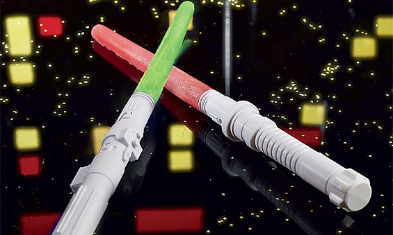 Star Wars ™ Lighsaber...