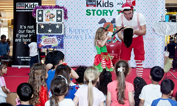 Time Out Dubai Kids Festive...