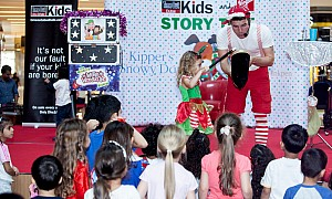 Time Out Dubai Kids Festive Story Time