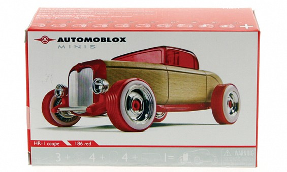 Auto Moblox Mini HR1 Hot...