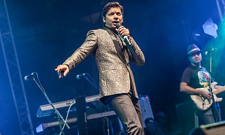 Salaam Dubai 2016 - Shaan and KK Live in concert – pictures