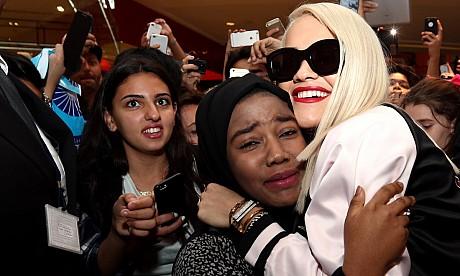 Rita Ora in Dubai – pictures