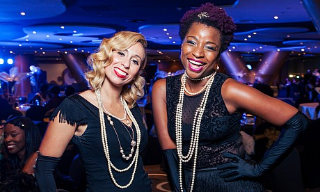 Harlem Nights at The Meydan Hotel – pictures