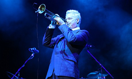Dubai Jazz Festival: Day two – pictures