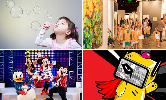 Things to do in Dubai in April for families