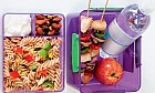 School lunch box ideas from a Dubai nutritionist