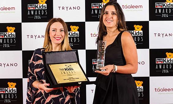 Winner of Best Online Kids...