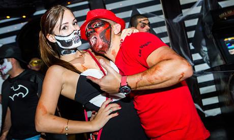 Cirque Le Soir: Halloween Party – pictures