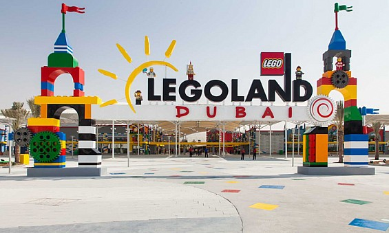 Legoland has officially...