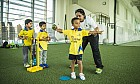 Kids' cricket in Dubai