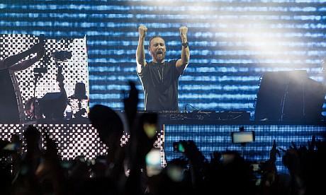 Atlantis The Palm: David Guetta live – pictures