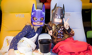 VOX Cinema Mall of the Emirates: Lego Batman advanced screening – pictures