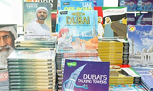 Emirates Airline Festival of Literature – pictures
