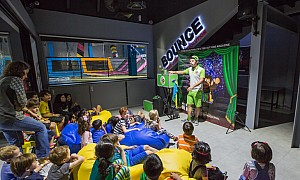 Bounce party with Time Out Dubai Kids – pictures