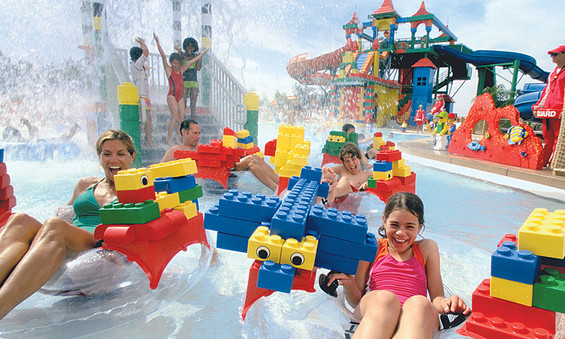 Week-long giveaway at Legoland Water Park
