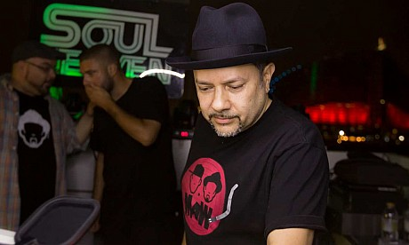 Louie Vega live at 360° Soul Heaven