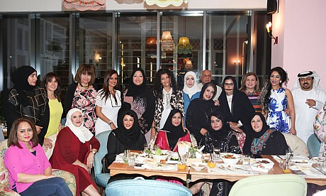 ENAB Beirut Dubai opening party – pictures