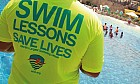 World's largest swimming lesson at Wild Wadi