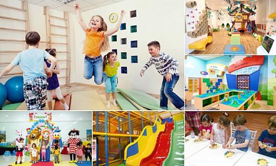 Indoor play centres in Dubai