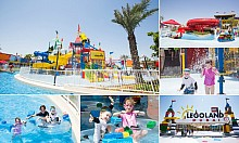 Make a spash at Legoland Waterpark this summer