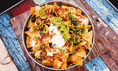 Dubai's 11 best nachos