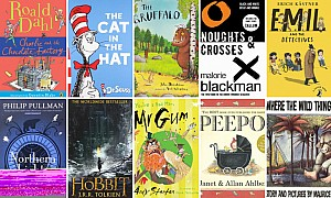 The 10 greatest  kids' books ever!