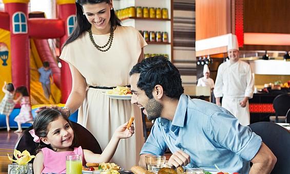 Three new kid-friendly brunches in Dubai