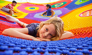 Head to kids' museum OliOli in Dubai