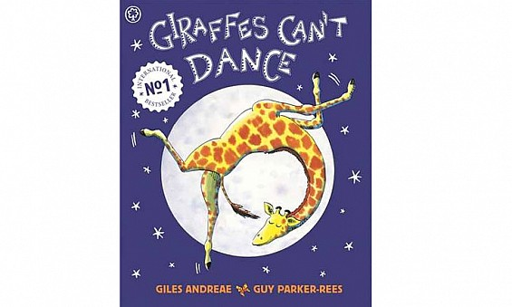 Giraffes Can't Dance by...