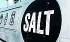 Yoga mornings with salt