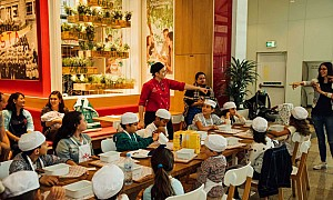 Kids' cooking classes you must try