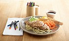 New kids' menu  at Wagamama's