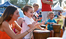 Things to do in Dubai in April for kids