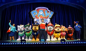 Join the PAW Patrol in Abu Dhabi
