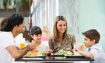 Five top nutrition tips for mums