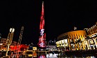 Burj Khalifa counts down to Avengers