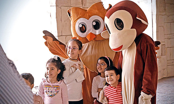 Take the party to Emirates Park Zoo