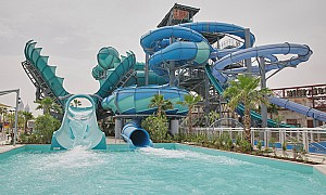 Laguna Waterpark to open this weekend at La Mer