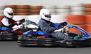 Dubai Kartdrome is hosting a karting challenge