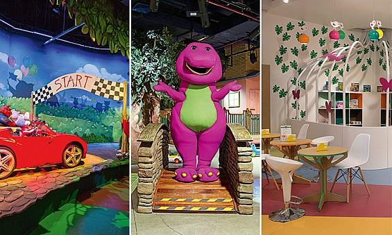 Best kids' indoor play areas